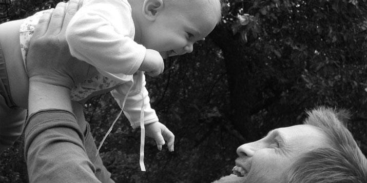 Cómo es Piscis como padre - PiscisHoy.net